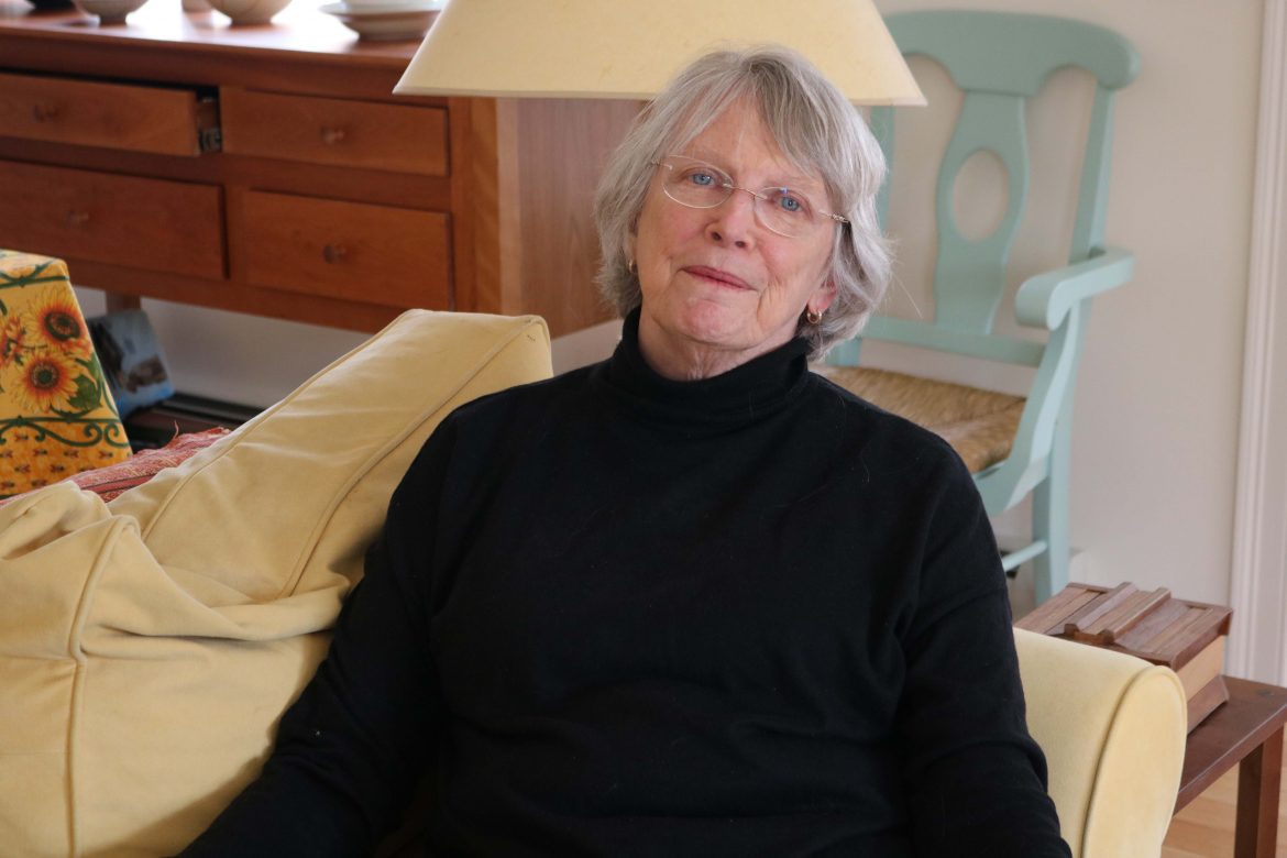 Author and Photographer Lois Lowry