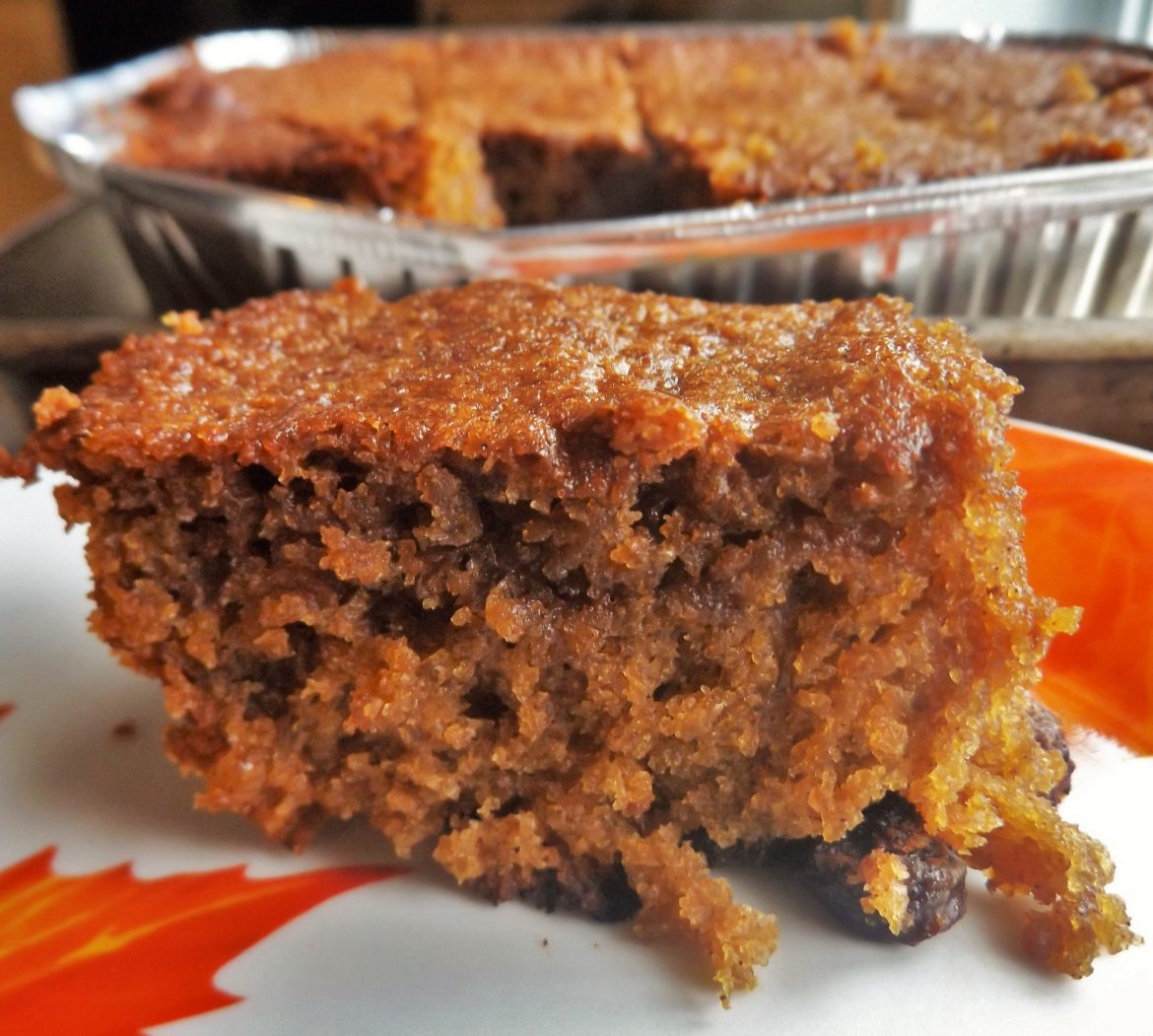 Maine Molasses Cake