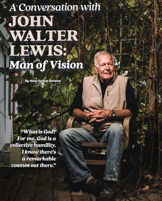 A Conversation with John Walter Lewis