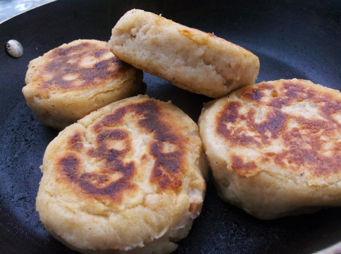 Yanked Potato Farls