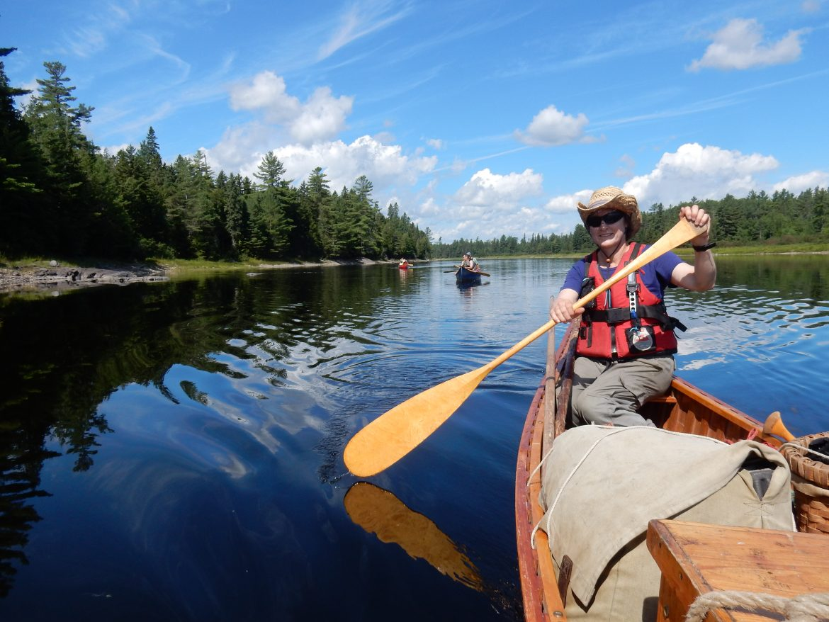 Canoe Camping: Experience Maine Wilderness Up Close and Personal