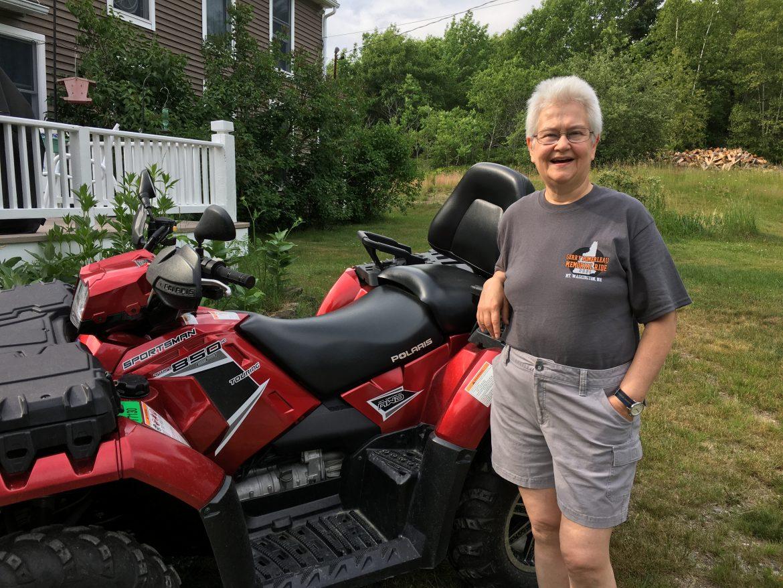 Weather or Not: ATVs Ascend Mount Washington