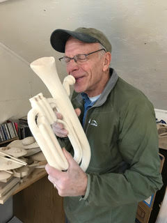 Eddie Harrow: Carving Out a Niche