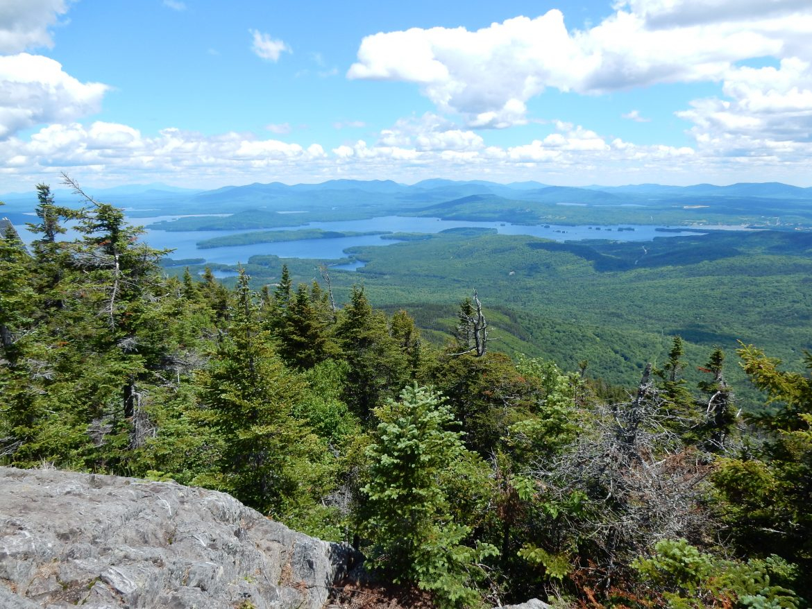 Enjoy a Chapter of Maine's Fire Tower History on Big Moose Mountain