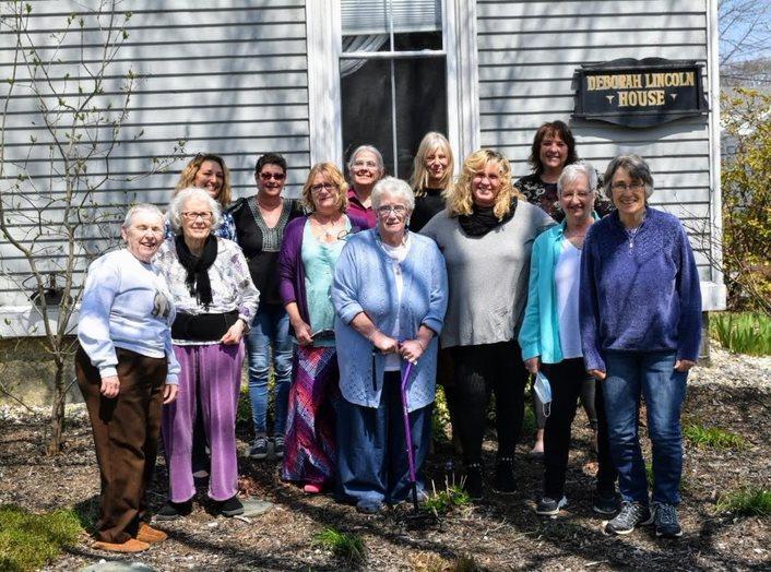 Belfast's Deborah Lincoln House Staff and Residents Enjoy Family Bond