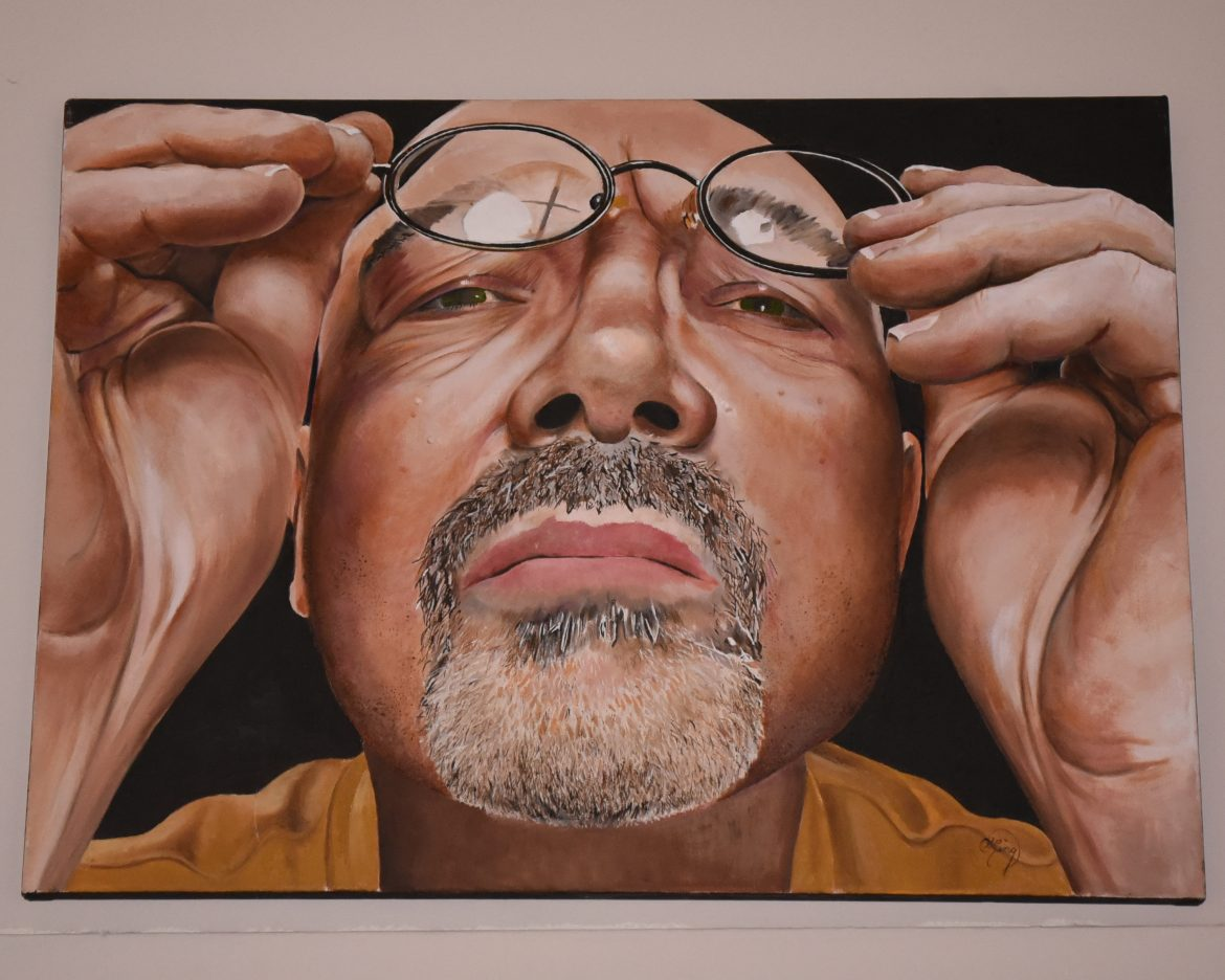 A Life in Color: For Portrait Artist Bill King, Painting is Healing